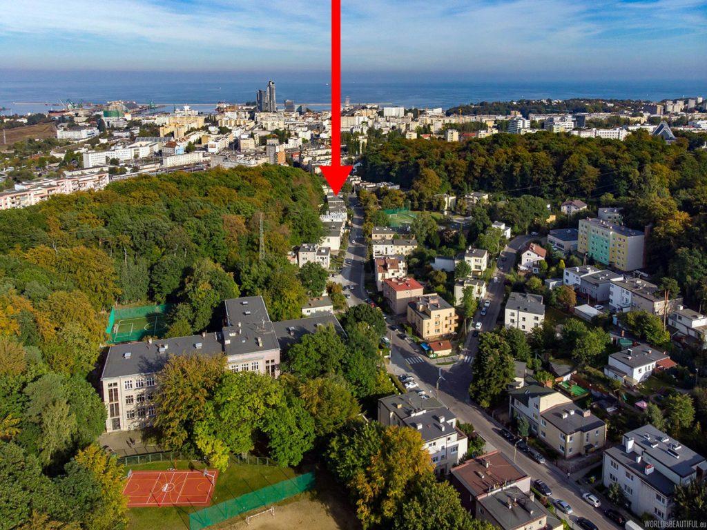 Działki Leśne Gdynia mieszkania