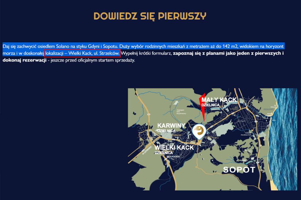 Osiedle Solano Gdynia