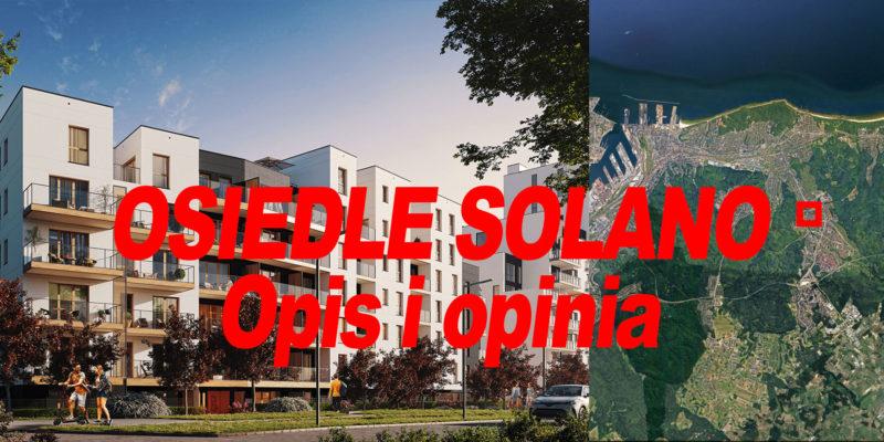 Osiedle Solano Gdynia Mały Kack Strzelców