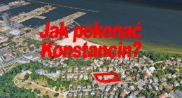 Gdynia Kamienna Góra Mickiewicza Siemiradzkiego Parking Konstancin